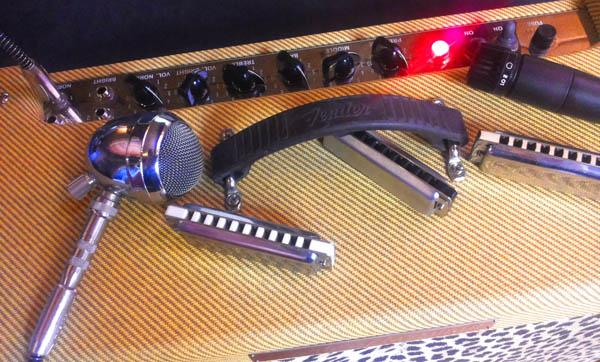 amplificazione dell'armonica